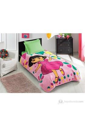 Taç Dora Lisanslı Battaniye 160x220