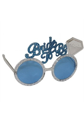 Pandoli Bride To Be Mavi Renkli Parti Gözlüğü