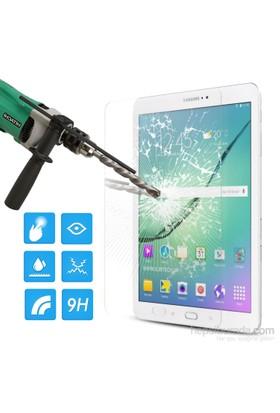 Ally Samsung Galaxy Tab S2 9.7 T810 T815 Kırılmaz Cam Ekran Koruyucu