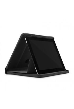 Incase Nylon Portfolio Siyah iPad 2/New iPad Kılıf ve Standı