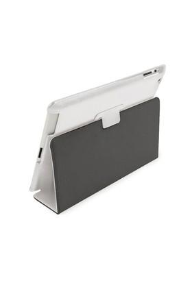 Muvit Fold Beyaz New iPad Kılıf ve Standı