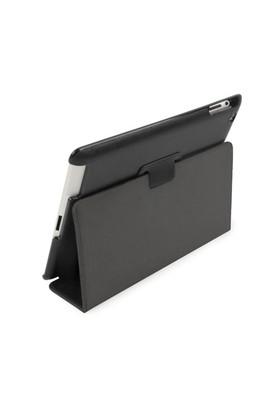 Muvit Fold Siyah New iPad Kılıf ve Standı
