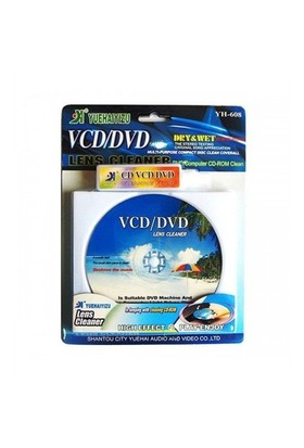 Appa Cd Ve Dvd Lens Temizleme Seti Cleaner Yh-608