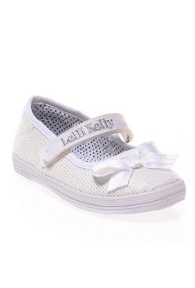 Lelli Kelly Scarpa Lk9320 Çocuk Ayakkabı Bıanco Paıletters