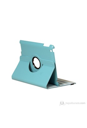 Daytona Döner Kapaklı Turkuaz New iPad Kılıfı