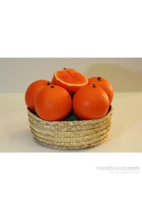 Edmis Doğal Meyve Kokulu Meyve Sabunu Portakal Sepeti