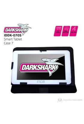 "Inca IDDK-070S Darkshark 7"" Siyah Tablet Kılıfı"