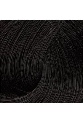Exicolor Saç Boyası Siyah No:1
