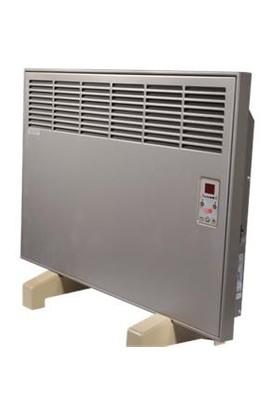 Vigo Elektrikli Panel Konvektör Isıtıcı Dijital 2500 Watt Inox Epk4590e25i