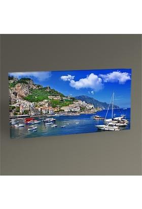 Tablo 360 İtalya,Amalfi Tablo 60X30