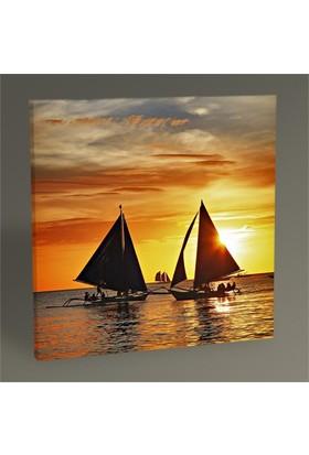 Tablo 360 Sailing To Sunset Tablo 30X30