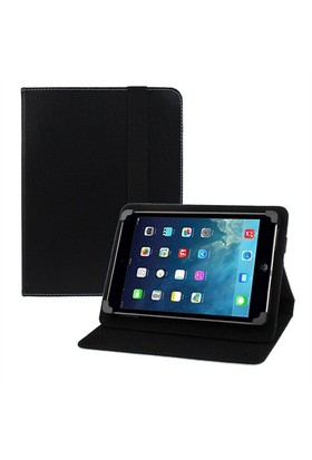 """Case 4U Universal 7"""" Siyah Tablet Kılıfı"""