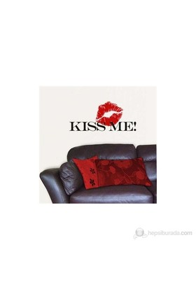 Eurographics Kiss Me I 50X70 Cm Duvar Sticker