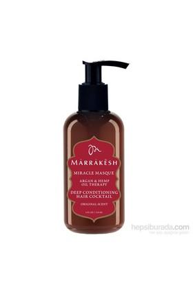 Marrakesh Miracle Masque - Nemlendirici Saç Maskesi 236 ML