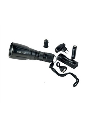 Police PS-35 Cree Led USB Şarjlı Zoom El Feneri