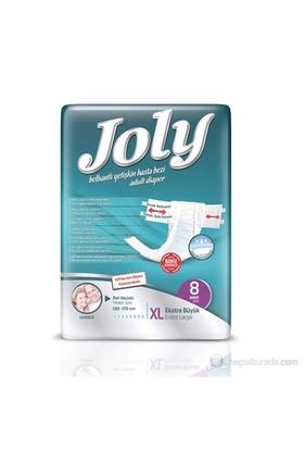 Joly Belbantlı Hasta Bezi Extra Large 8'li