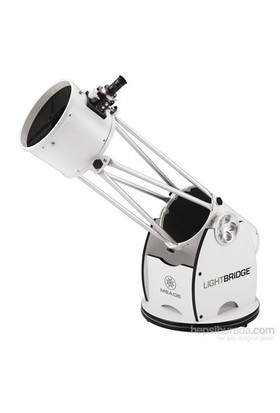 "Meade LightBridge 10"" Dobsonian Teleskop"