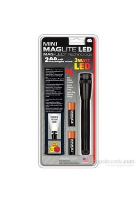 Maglite Sp2201h Mini Maglite Aa Led Fener (Blisterli)