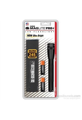 Maglite Sp+P01hy Mini Maglite Pro+ Aa Led Fener (Blisterli)