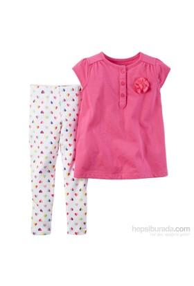 Carter's Kız Bebek 2'Li Set-Pw 239G132