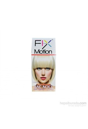 Fix Motion Tek Kullanımlık Saç Açıcı