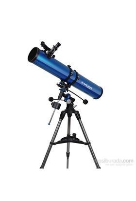 Meade Polaris™ 114EQ - Manuel Ekvatoryal Kundaklı Teleskop