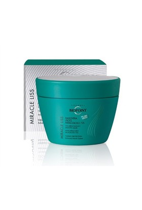 Biopoint Miracle Liss Thermo Protection Advanced Keratin System Mask 200 Ml - Düzleştici Saç Maskesi