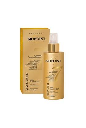 Biopoint Seven Ages - Yaşlanma Belirtilerine Karşı Saç Bakım Serumu 125 Ml