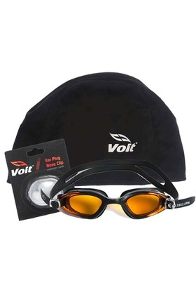 Yüzücü Gözlüğü Voit Bez Bone Voit Kulak Burun Tıkacı