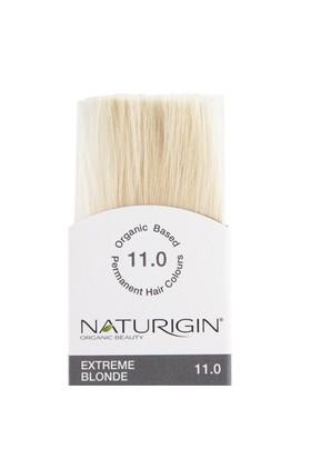 Naturigin Organik İçerikli Saç Boyası Çok Açık Sarı 11.0