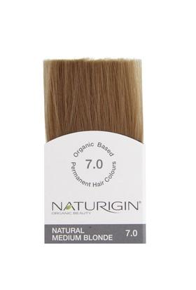 Naturigin Organik İçerikli Saç Boyası Doğal Orta Sarı 7.0