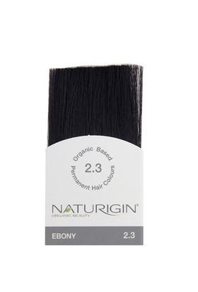 Naturigin Organik İçerikli Saç Boyası Ebony Siyah 2.3