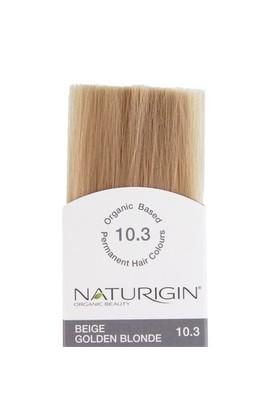 Naturigin Organik İçerikli Saç Boyası Altın Sarısı 10.3