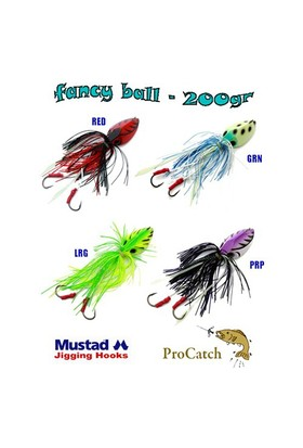 ProCatch Fancy Ball Light Jig - 200 gr