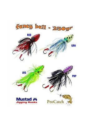 ProCatch Fancy Ball Light Jig - 250 gr