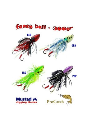 ProCatch Fancy Ball Light Jig - 300 gr