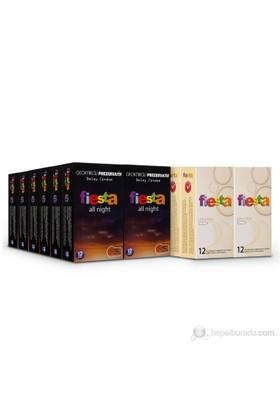 Fiesta Allnight 12'li Prezervatif 12'li Box 144 Adet
