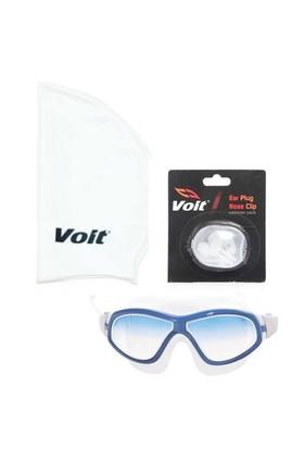 Voit Grand Yüzücü Gözlüğü Voit Silikon Bone Voit Kulak Burun Tıkacı