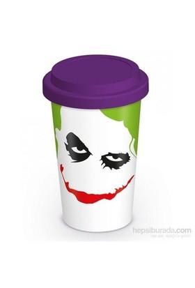 The Dark Knight Joker Travel Kupa Bardak