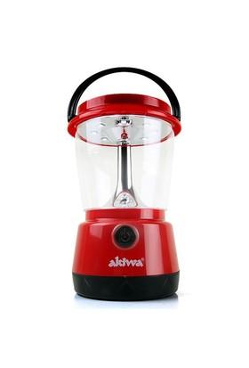 Akiwa 8Ledli Solar ve Şarjlı Kamp Feneri AKW-101