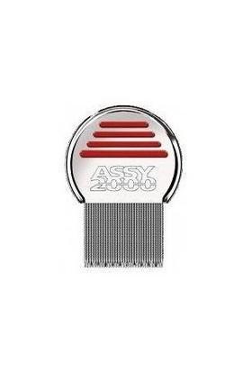 Assy 2000 Mikro Kanallı Çelik Bit Tarağı