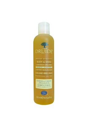 Druide Body Shine İnce Kuru Çok Kırılgan Saçlar İç