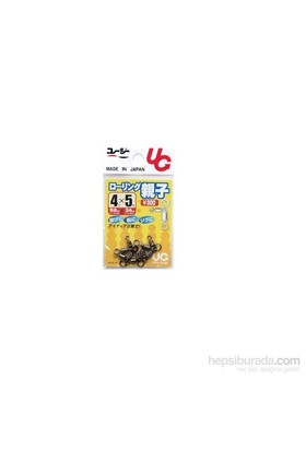 Ueta Gyogu Rolling Swivel Oyako 4.0*3.0 Fırdöndü