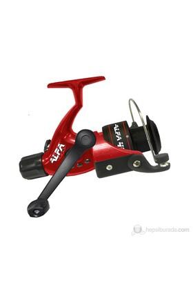 Protackle Alfa 4000 Çok Amaçlı Olta Makinesi Kırmızı