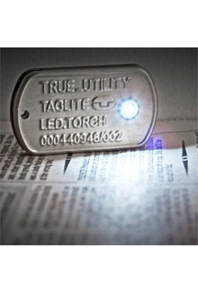 True Utility Taglite Künye El Feneri