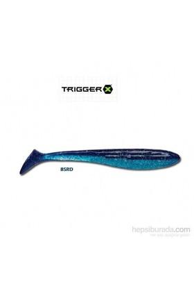 Trigger-X Munmun Shad 10 Cm Renk : Bsrd