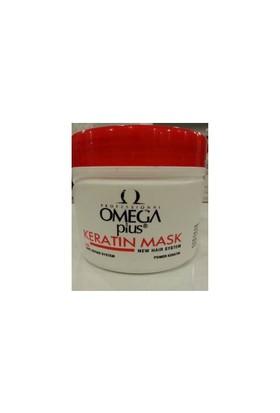 Omega Plus Professional Keratin Mask 500 Ml