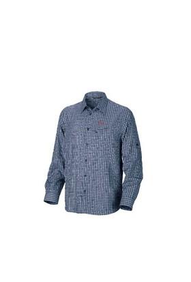 Ferrino Halifax Long Sleeve Erkek Gömlek Kareli