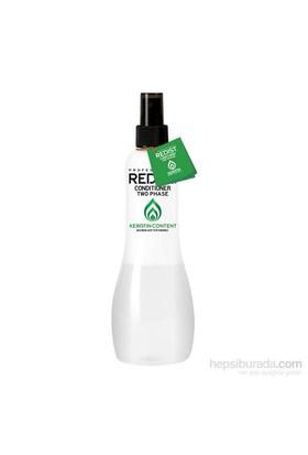 Redist 2 Fazlı Fön Suyu Saç Kondisyoneri Keratin Yağlı 400 Ml (Tüm Saç Tipleri İçin)