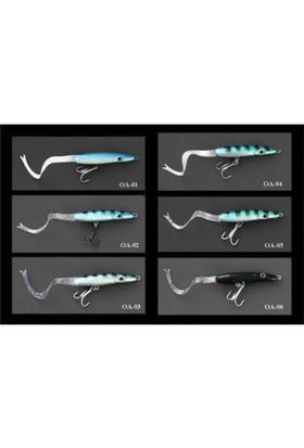 Eddystone OA Modeli Maket Balık